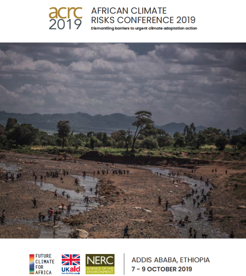 Logo African Climate Risk Conference