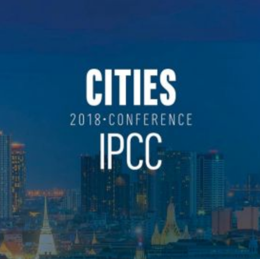 Logo Cities IPCC