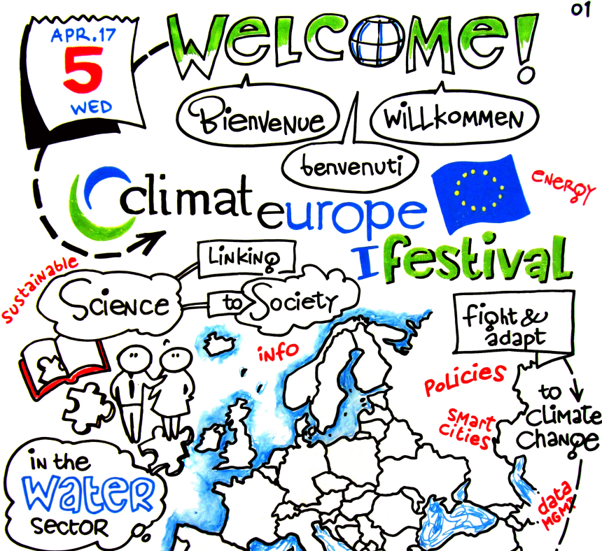 Climateurope festival Cartoon 1